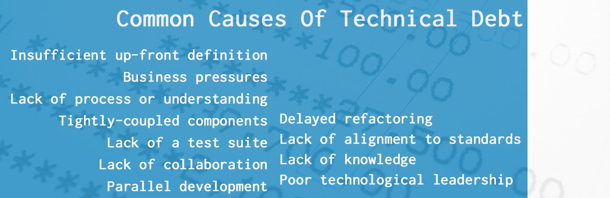 technological debt technical debt